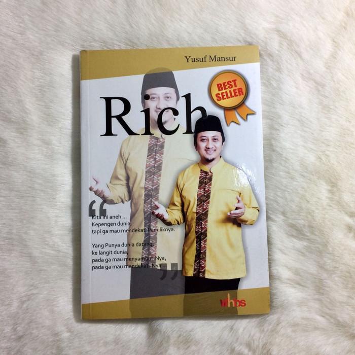 Buku Rich Yusuf Mansur