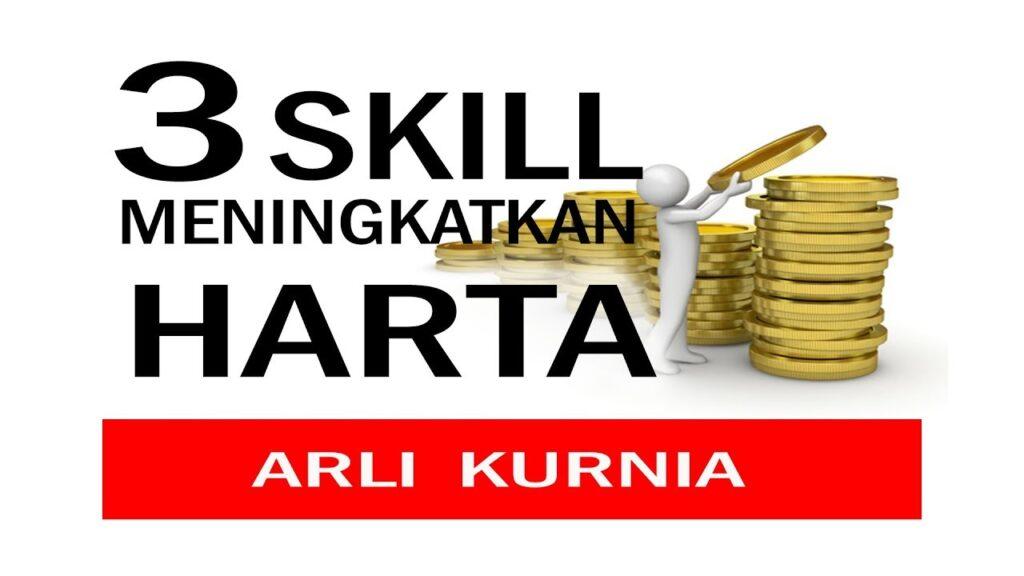Skill Meningkatkan Harta